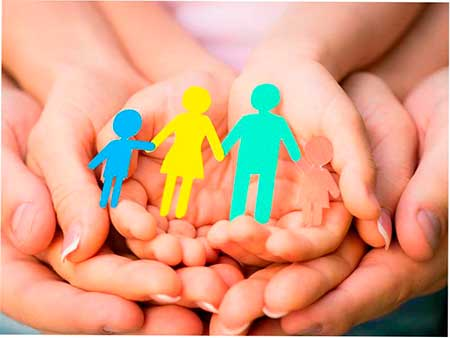 Раздел со статьями по уходу за детьми
