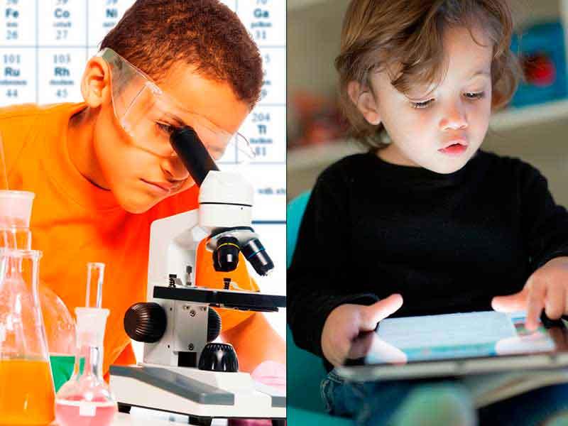Различные направления развития ребенка