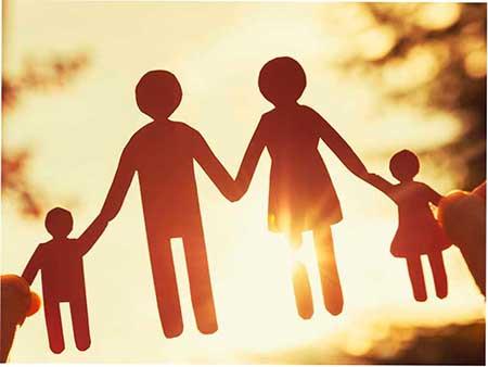 Раздел со статьями о воспитании детей