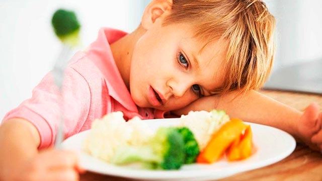 Правильное питание для ребенка во время болезни