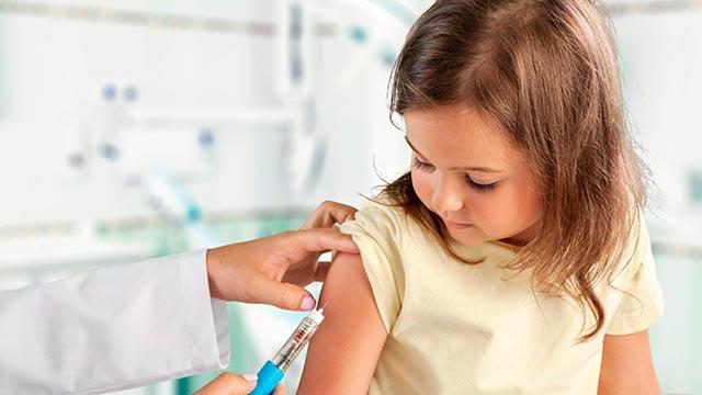 Места прививки для детей Фото