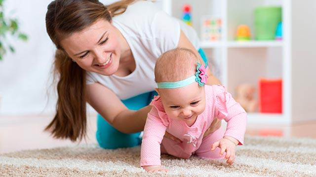 Упражнения, укрепляющие мышцы спины у ребенка Фото
