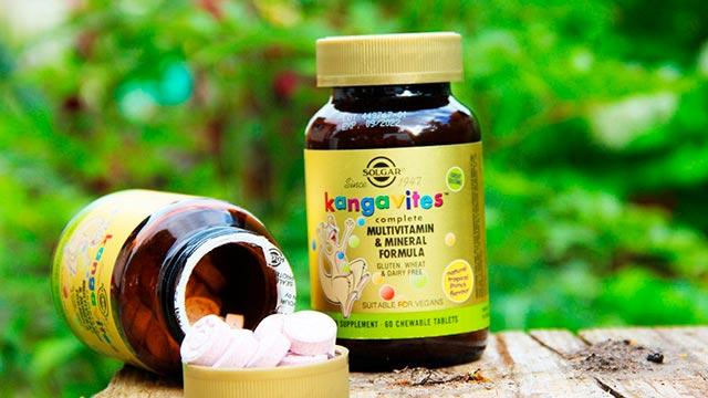 Кангавитес с ягодным вкусом Фото