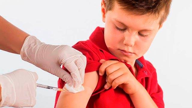 Ревакцинация против детских болезней Фото