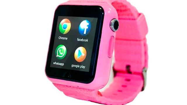 Детские часы Smart Baby Watch SBW 3G Фото