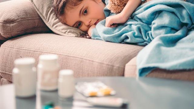 Лекарства при ангине Фото