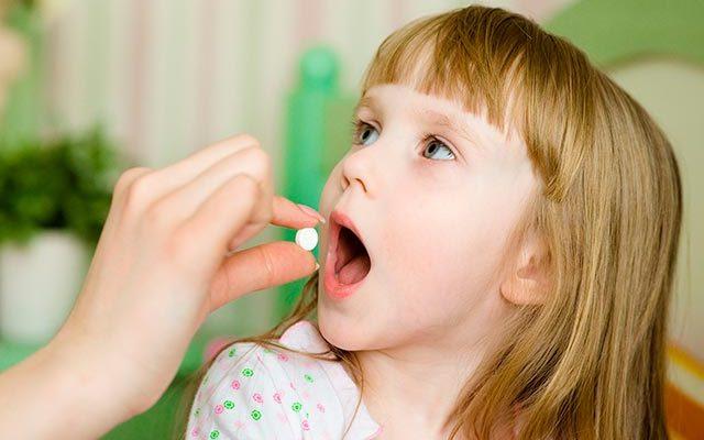 """Фото статьи """"Парацетамол для детей"""""""