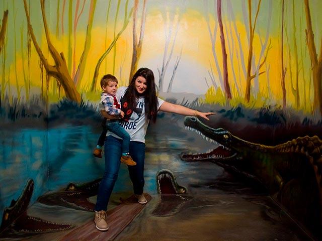 Музей иллюзий для детей Фото